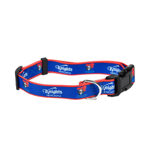 Newcastle Knights Dog Collar