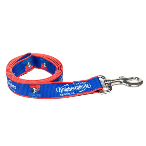 Newcastle Knights Dog Lead