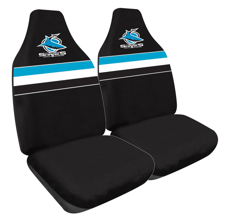 Cronulla Sharks Car Seat Covers