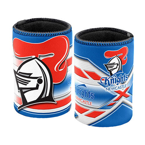 Newcastle Knights Stubby Cooler - Logo