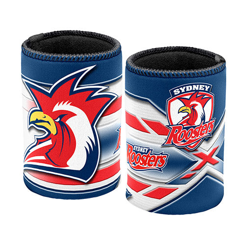 Sydney Roosters Stubby Cooler - Logo