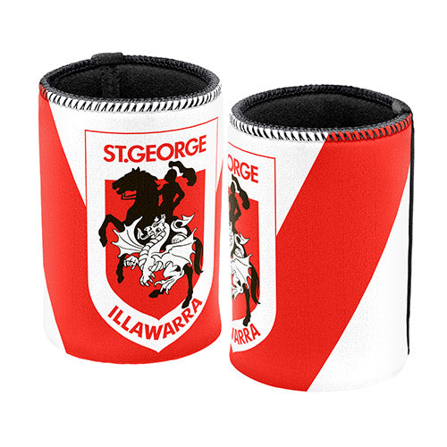 St George Illawarra Dragons Stubby Cooler - Jersey