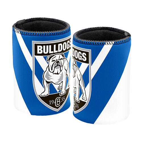 Canterbury Bulldogs Stubby Cooler - Jersey