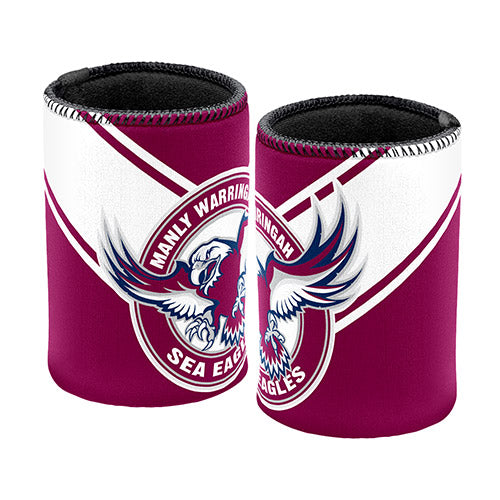 Manly Sea Eagles Stubby Cooler