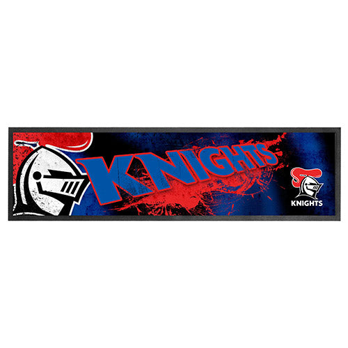 Newcastle Knights Bar Runner