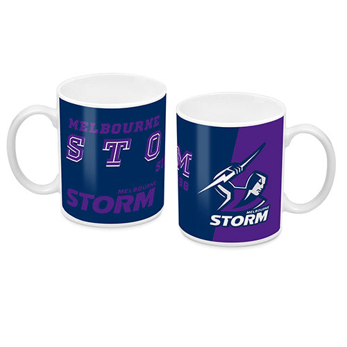 Melbourne Storm Coffee Mug - Established