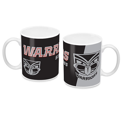 NZ Warriors Coffee Mug - Established