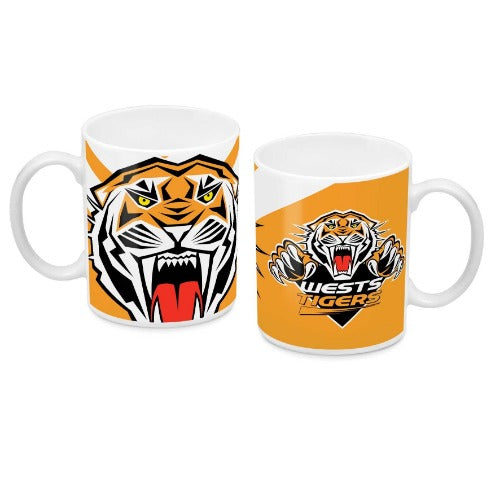 Wests Tigers Coffee Mug - Logo