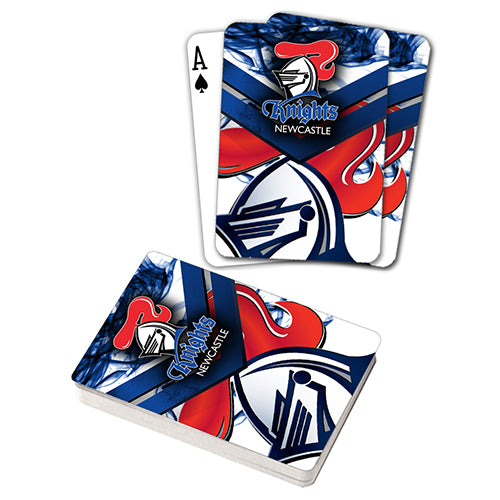 Newcastle Knights Playing Cards