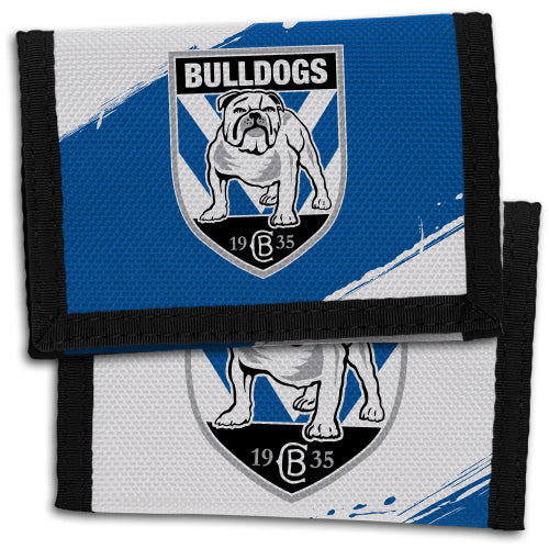 Canterbury Bulldogs Sports Wallet