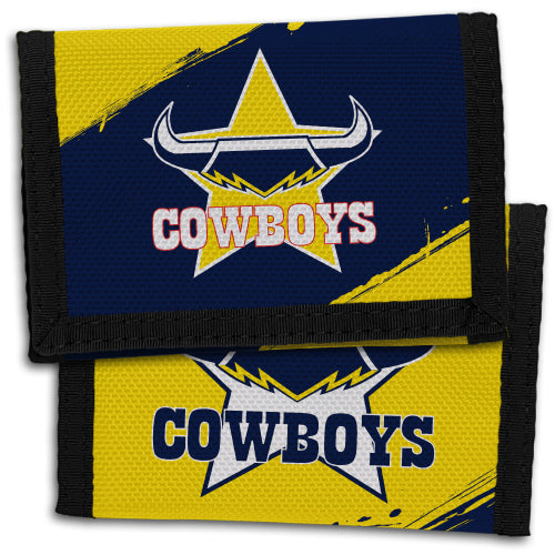 North Queensland Cowboys Sports Wallet