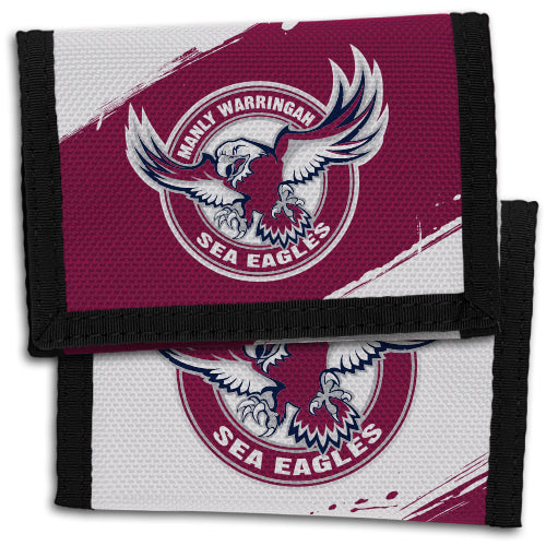 Manly Sea Eagles Sports Wallet