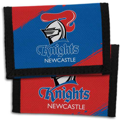 Newcastle Knights Sports Wallet