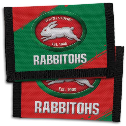 South Sydney Rabbitohs Sports Wallet