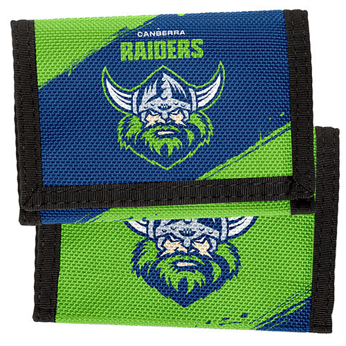 Canberra Raiders Sports Wallet