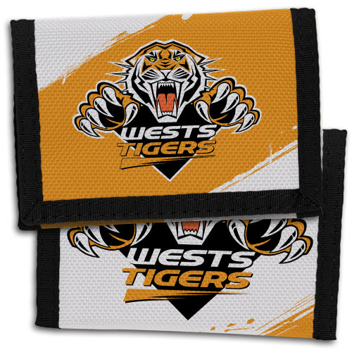 Wests Tigers Sports Wallet