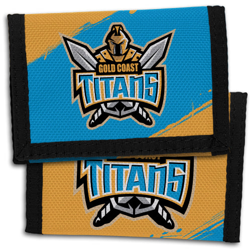 Gold Coast Titans Sports Wallet