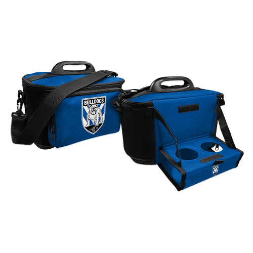 Canterbury Bulldogs Cooler Bag with Tray