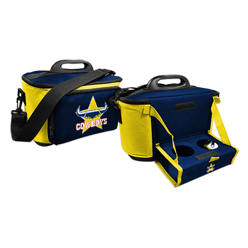 North Queensland Cowboys Cooler Bag with Tray