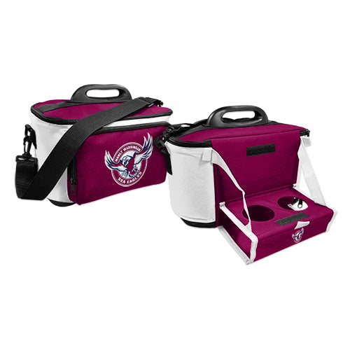 Manly Sea Eagles Cooler Bag with Tray