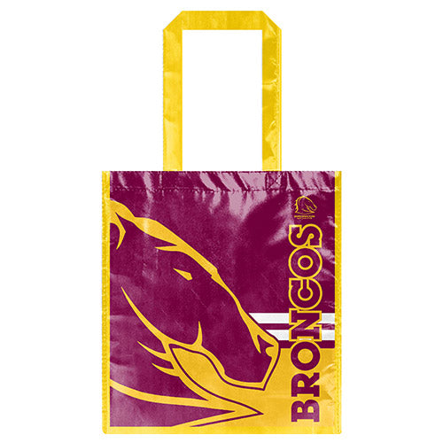 Brisbane Broncos Shopping Bag
