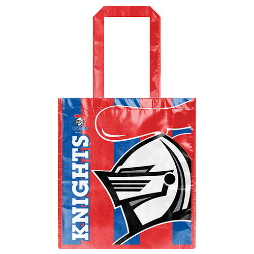 Newcastle Knights Shopping Bag