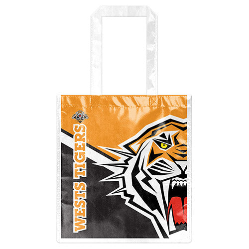 Wests Tigers Shopping Bag