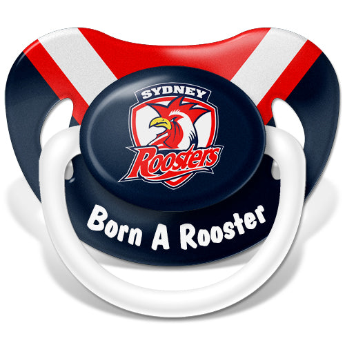 Sydney Roosters Baby Dummy