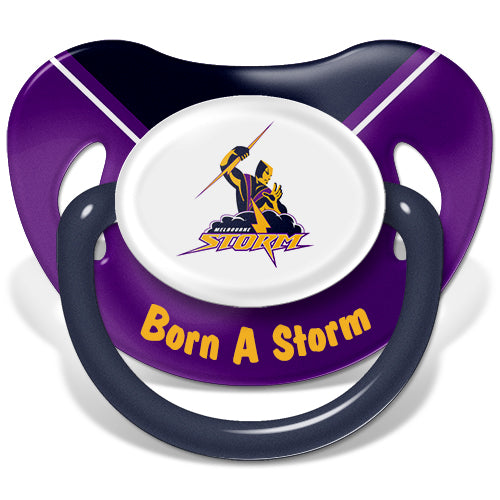 Melbourne Storm Baby Dummy