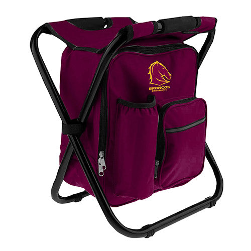 Brisbane Broncos Cooler Bag Stool