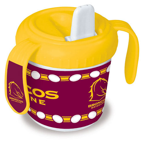 Brisbane Broncos Toddler Sipper Cup