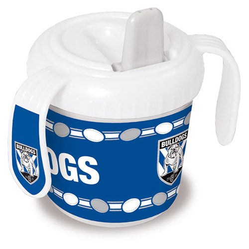 Canterbury Bulldogs Toddler Sipper Cup