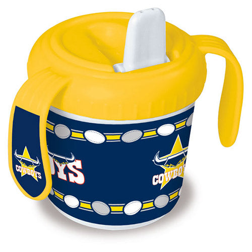 North Queensland Cowboys Toddler Sipper Cup