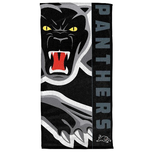 Penrith Panthers Beach Towel