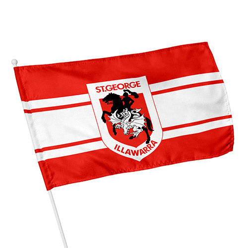 St George Illawarra Dragons Flag - Small