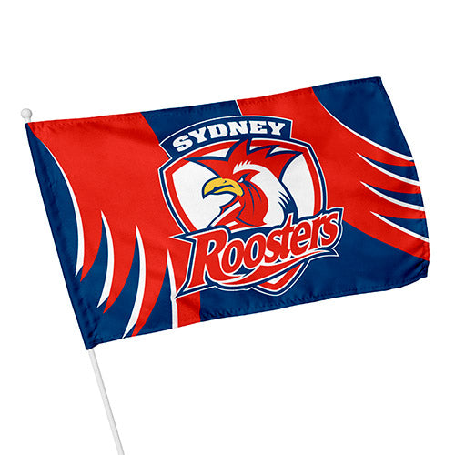 Sydney Roosters Flag - Small