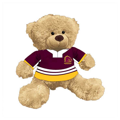 Brisbane Broncos Plush Teddy Bear