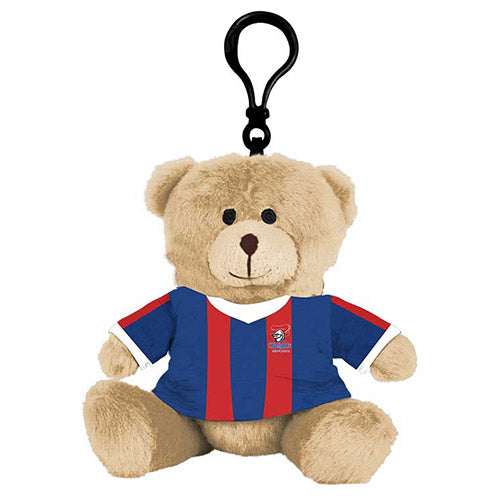 Newcastle Knights Teddy Bear Bag Tag