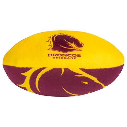 Brisbane Broncos Plush Football