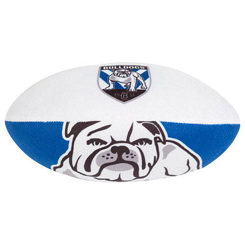 Canterbury Bulldogs Plush Football