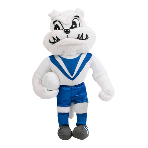 Canterbury Bulldogs Plush Mascot