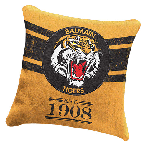 Balmain Tigers Cushion - Heritage