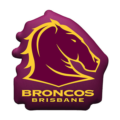 Brisbane Broncos Cushion - Logo