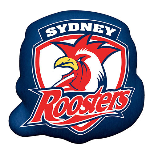 Sydney Roosters Cushion - Logo