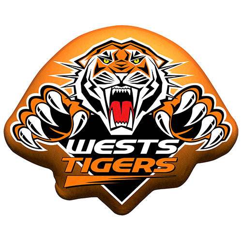 Wests Tigers Cushion - Logo