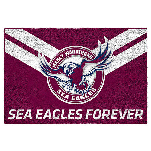Manly Sea Eagles Doormat