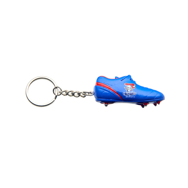 Newcastle Knights Keyring - Boot