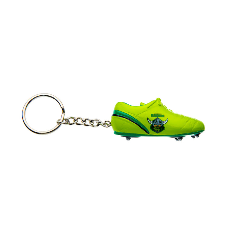 Canberra Raiders Keyring - Boot