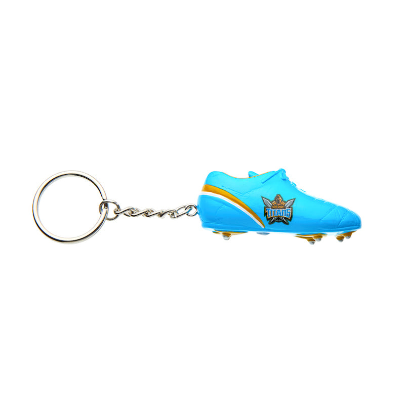 Gold Coast Titans Keyring - Boot