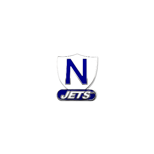 Newtown Jets Pin - Heritage
